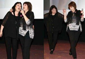 Martha a Tena Elefteriadu to rozjely v kině jako na Balkáně.