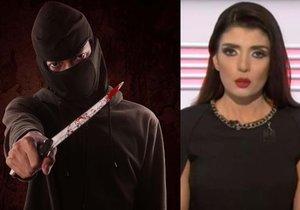Arabská novinářka šokovala diváky: Přiznejme si pravdu, jsme teroristé.