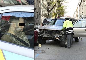Někdejší policejní učitel naboural přes 40 aut.