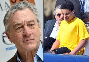 Robert De Niro je přesvědčen, že jeho syn trpí autismem kvůli MMR vakcíně.