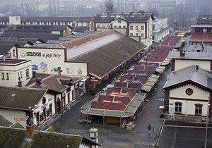 Areál holešovické tržnice čekají rozsáhlé změny. (ilustrační foto)