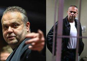 Radovan Krejčíř už si odpykává trest za pokus o vraždu a prodej drog. Nyní ho čeká soud, ve kterém je obviněn z vraždy.