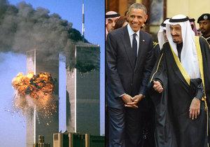 Saúdská Arábie vyhrožuje potopením americké ekonomiky, pokud bude země označena za strůjce teroristických útoků z 11. září.
