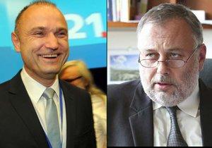 Ivanové Langer a Bílek budou spolupracovat v rámci CEVRO Institutu.