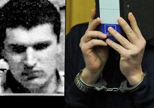 Své družce a synkovi (†3) zasadil asi 80 ran nožem: Jana Uhljara odsoudili na doživotí před 18 lety