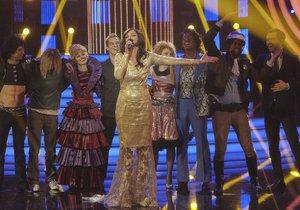 Páté kolo show Tvoje tvář má známý hlas vidělo 1,82 mil. diváků.