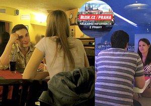 Pražané využívají k seznámení takzvaný speed dating.