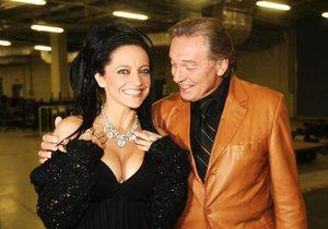 Lucie Bílá dostala od Karla mnoho drahých šperků.