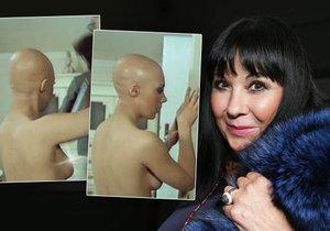 Na veřejnost unikly Dádiny nahé fotografie.
