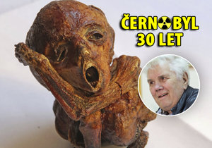 Děsivá sbírka profesora: Mutanti z Černobylu naložení v lihu