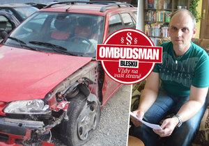 Za pojistky Michal Mačát měsíčně utratil nemalé částky, teď se cítí být podveden.