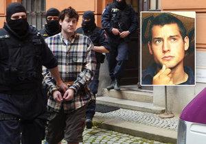 Dahlgren se za mřížemi změnil k nepoznání.