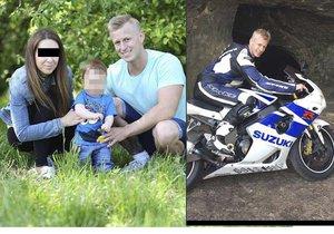 Motocykl se mu stal osudným.