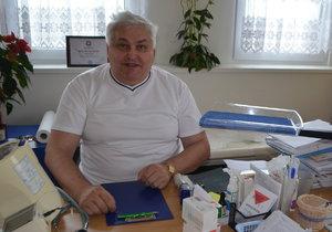 U mě se čeká 5 minut, říká nejlepší praktický lékař v Česku