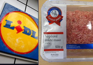 Mleté maso obsahovalo nebezpečné bakterie.