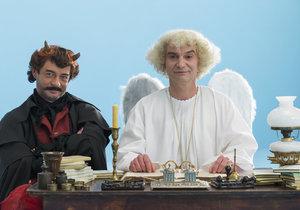 Foto ze zákulisí filmu Anděl Páně 2