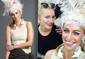 Renata Langmannová jako tvář kosmetického veletrhu Interbeauty