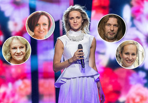 Co řekli o své kolegyni čeští zpěváci?