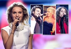 Gábina Gunčíková musí v Eurovizi porazit 25 soupeřů. Nebude to lehké!