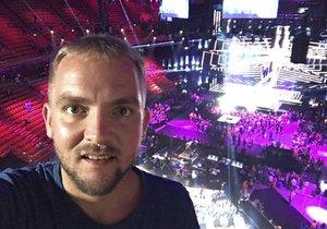 Bouček na pěvecké soutěži Eurovision Song Contest