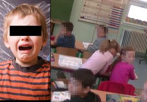 Slovenská sociálka vyrvala násilím chlapce z první třídy.