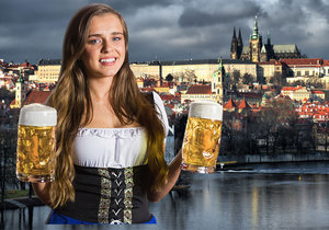 Praha je hlavní město levného alkoholu!