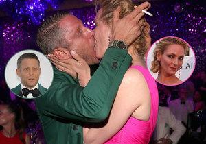 Chlípný podnikatel strčil Umě Thurman jazyk až do krku! Herečka na letošní Cannes bude nejspíš hodně vzpomínat.