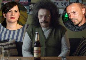 Zemřel pivní král z reklam. Truchlí i jeho kolegové Jitka Čvančarová či Tomáš Řepka.