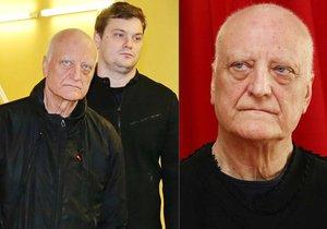 Syn Bořka Šípka Milan promluvil o tatínkových posledních chvílích.