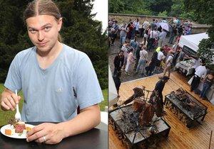 Redaktor Blesk.cz pro vás vybral ty největší dobroty 10. ročníku Prague Food Festivalu.