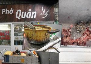 Exkrementy, špína a nemyté ruce v SAPĚ: Inspekce zavřela restaurace