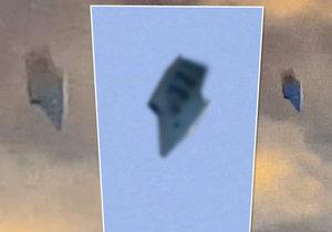 Záhadné UFO u Wright-Pattersonovy letecké základny