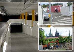 Pražané se mohou těšit na 1100 nových míst k parkování.