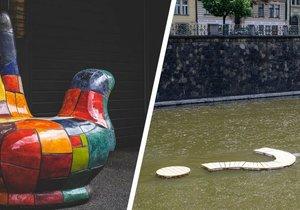 Sculpture Line představuje 20 nových instalací, které vdechují kouzlo metropoli.