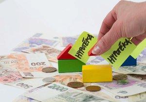 Dneškem začínají platit přísnější hypotéky.