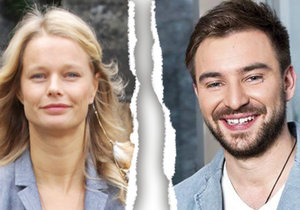 Vztah Heleny Houdové a moderátora Tomáše Novotného je už minulostí.