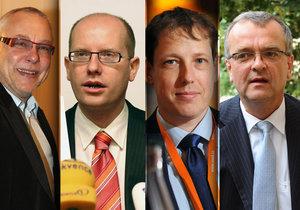 Kdo všechno se »umazal« podílem na pro stát nevýhodné privatizaci Ostravsko-karvinských dolů?