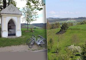 Rakouskými Alpami na kole i pěšky: Objevte s námi tuto překrásnou krajinu.