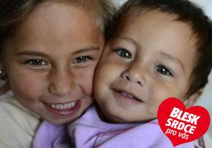 Cílem organizace SOS dětské vesničky je, aby děti vyrůstaly v rodině. Buď vlastní, nebo pěstounské.