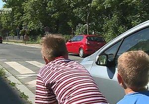 Malý Matěj (9) pomohl policii dopadnout zloděje kasičky.