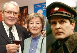 Vladimíru Brabcovi se zhroutil svět! Zemřela mu manželka.