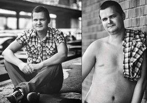 Michal Kříž rakovinou prsu onemocněl ve 32 letech.