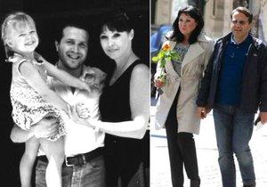 Co se má stát, stane se. Dáda Patrasová potkala svou italskou lásku už v roce 1998.