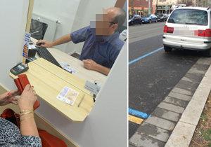 Parkování v zónách: úředníci slibovali jednoduché vyřizování karet, slib ale nedodrželi.
