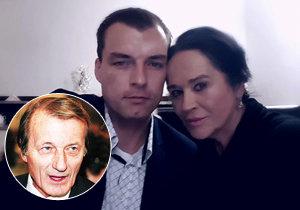 Hana Gregorová 4 roky po smrti manžela Radka Brzobohatého má nového chlapa! Ve věku svého syna!