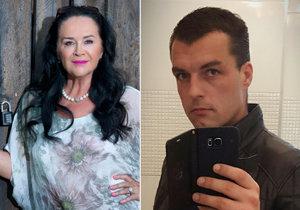 Nový chlap Gregorové je ženáč a má dvě děti!