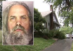 Lee Kaplan žil s 12 děvčaty.
