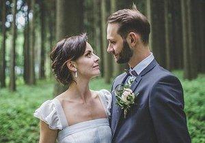 Svatba Gabriely Kratochvílové a Filipa Laška