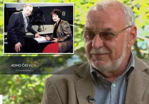 Zbyněk Merunka vzpomínal na svůj odchod z TV Nova.