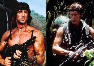 Místo Ramba Sylvestera Stallone přijede na karlovarský filmový festival Willem Dafoe známý třeba jako seržant Elias z oscarového snímku Četa!